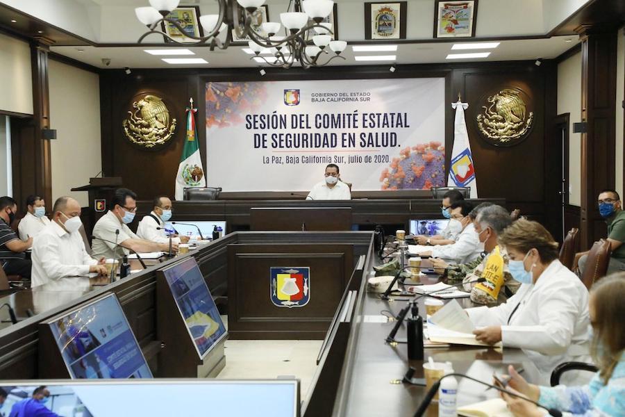 EN LA LUCHA CONTRA EL COVID-19 CONTAMOS TODOS: CMD