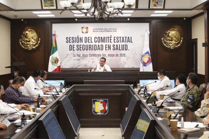 REFUERZA COMITÉ DE SEGURIDAD EN SALUD MEDIDAS DE PREVENCIÓN
