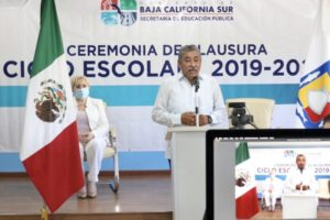 EN CEREMONIA VIRTUAL SEP CLAUSURA DE MANERA OFICIAL EL CICLO ESCOLAR 2019-2020