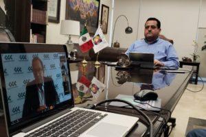 GENERAN GOBERNADORES MESA DE TRABAJO CON CÚPULA EMPRESARIAL