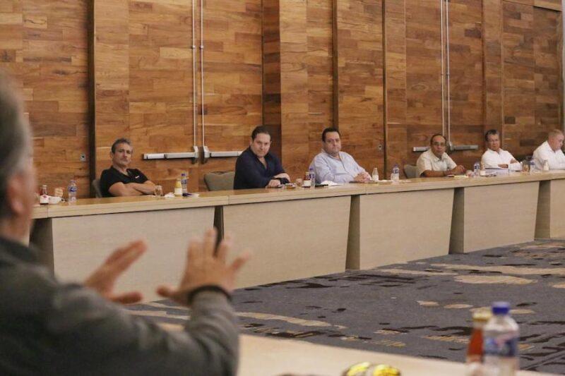 REACTIVACIÓN ECONÓMICA DE BCS SE DARÁ CONFORME A LAS CONDICIONES SANITARIAS: MENDOZA DAVIS