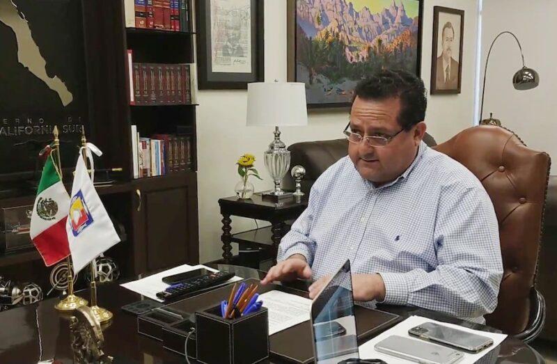 SE REUNE GOBERNADOR CON SECRETARIO DE HACIENDA Y TÍTULARES DEL PODER EJECUTIVO DE LAS ENTIDADES FEDERATIVAS