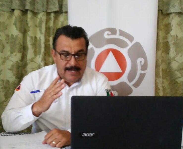 REITERA PROTECCIÓN CIVIL ESTATAL LLAMADO A ATENDER MEDIDAS Y AISLAMIENTO SOCIAL POR COVID-19