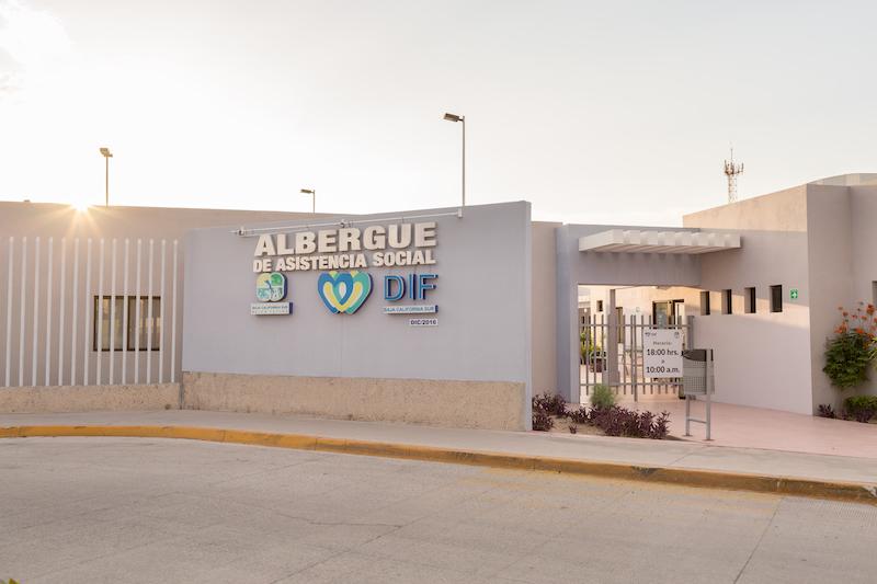 REANUDA SERVICIO EL ALBERGUE DE ASISTENCIA SOCIAL DEL SEDIF