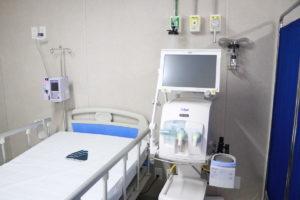 LA RECONVERSIÓN HOSPITALARIA POR COVID SE HA REFORZADO EN BCS