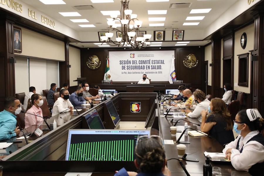 NECESARIO MANTENERNOS ALERTA EN LUCHA CONTRA COVID-19:CMD
