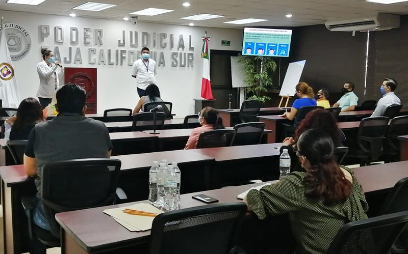 MANTIENE SALUD ESTATAL LA PROMOCIÓN DE MEDIDAS PREVENTIVAS POR COVID-19 EN DEPENDENCIAS PÚBLICAS