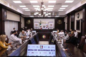 REFORZARÁ MESA DE SEGURIDAD ACCIONES PREVENTIVAS EN TODAS LAS COMUNIDADES DE BCS: CARLOS MENDOZA DAVIS