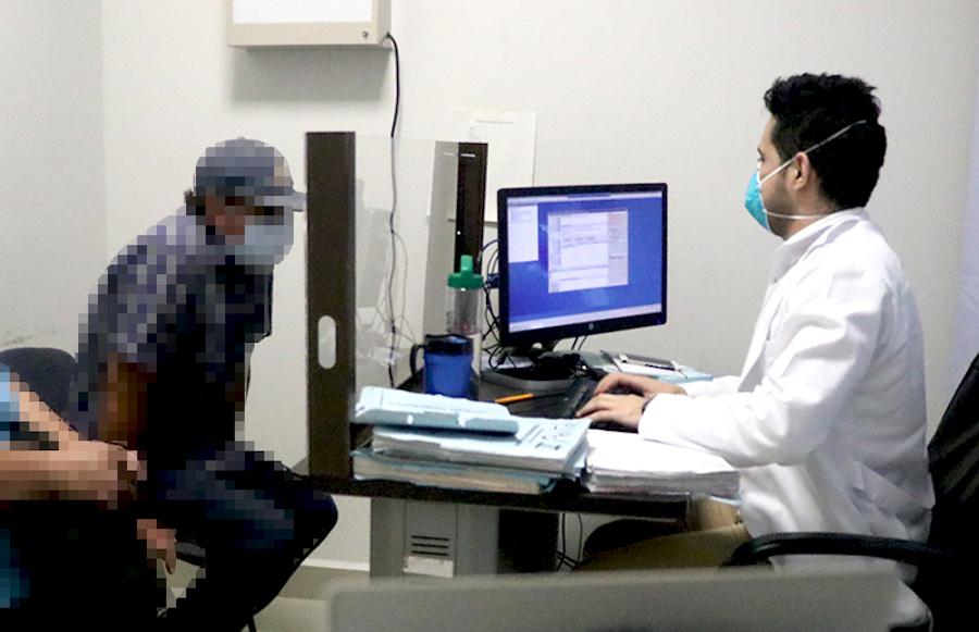 MÁS DE MIL 400 CONSULTAS HA BRINDADO EL NUEVO HOSPITAL PSIQUIÁTRICO DE BCS