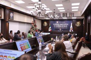 DETERMINA COMITÉ DE SEGURIDAD EN SALUD REGLAS PARA ACTOS POLÍTICOS