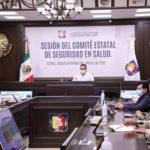 RETROCEDEN MUNICIPIOS DE BCS EN SISTEMA DE ALERTA SANITARIA COVID-19