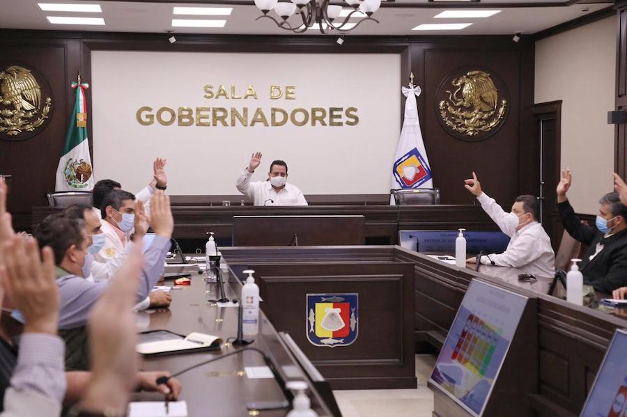 PIDE COMITÉ ESTATAL DE SALUD NO DESCUIDAR MEDIDAS DE PREVENCIÓN CONTRA COVID-19