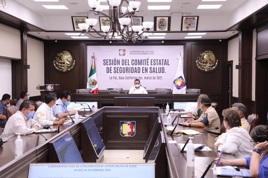 PERMANECEN LOS CINCO MUNICIPIOS EN NIVEL 3 DEL SISTEMA ESTATAL DE ALERTAS SANITARIAS