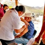 CARAVANA ESTATAL DE SALUD  LLEVÓ LA VACUNACIÓN CONTRA COVID-19 A LA SOLEDAD Y LOCALIDADES ALEDAÑAS