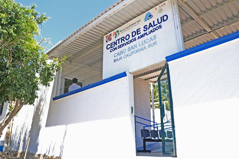 Centro de Salud con Servicios Ampliados de Cabo San Lucas