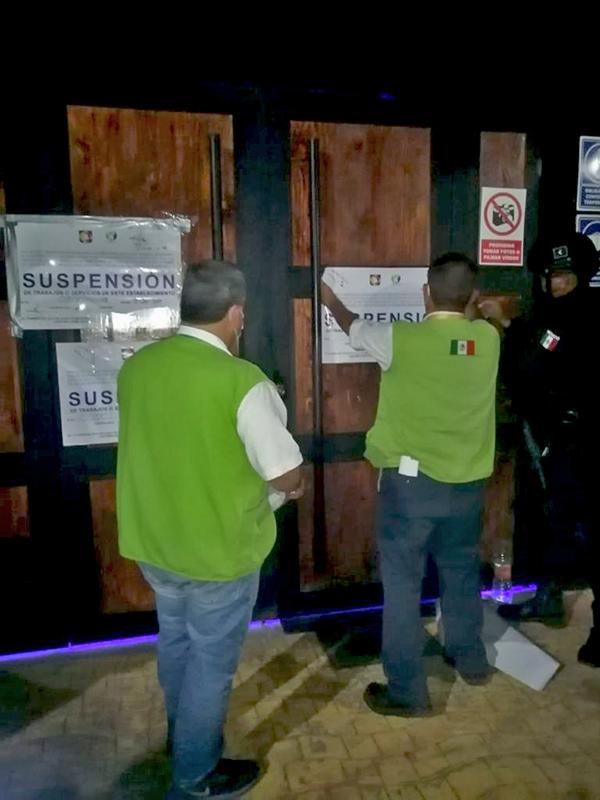 SUPERA COEPRIS LAS 370 SUSPENSIONES DE ESTABLECIMIENTOS POR INCUMPLIR PROTOCOLOS
